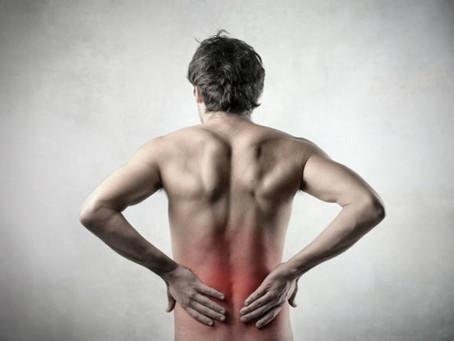 Conoce sobre el dolor lumbar