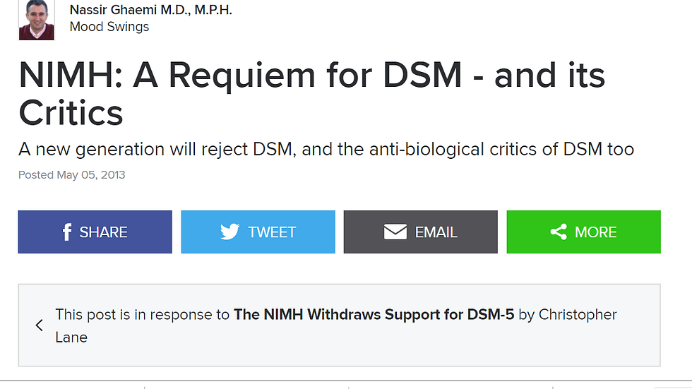 DSM debates - Volume 3
