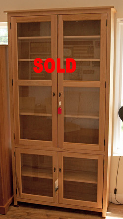 Sold Bookcase