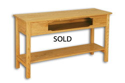 SOLD tv TABLE