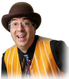 The Amazing Spaghetti - Magician & Entertainer, popular childrens entertainer based in West Chester Pennsylvania.