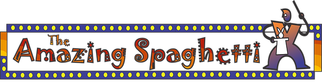 The Amazing Spaghetti (Dan Freed) West Chester PA/Chester County PA's kids entertainment specialist.