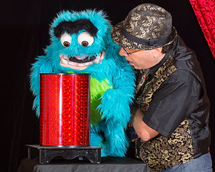 Shows featuring magic and/or puppets.