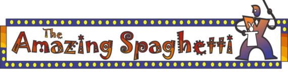 Logo for the Amazing Spaghetti