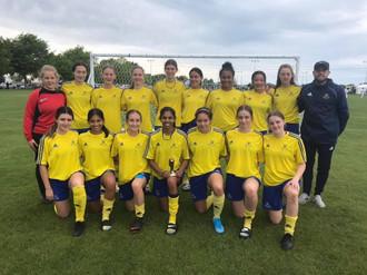U19 Napier Nationals Plate Winners 2019