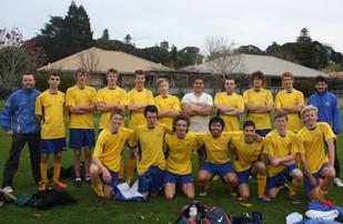 U19 Div 1 Champions 2012