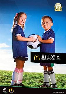 McDonalds Junior Framework