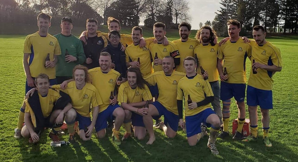 Phins Div 4 Champs 2019