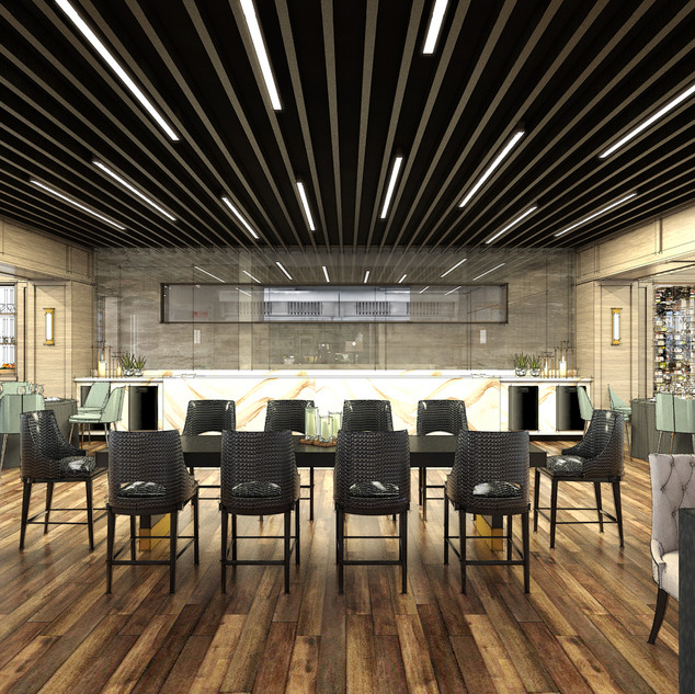Summit Club Tulsa - 32nd floor