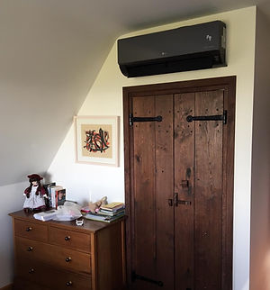 home air-con installation