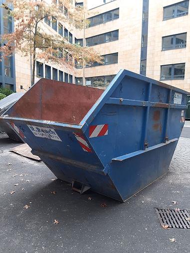Container Entrümpelung
