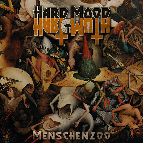 Hard Mood - Menschenzoo CD