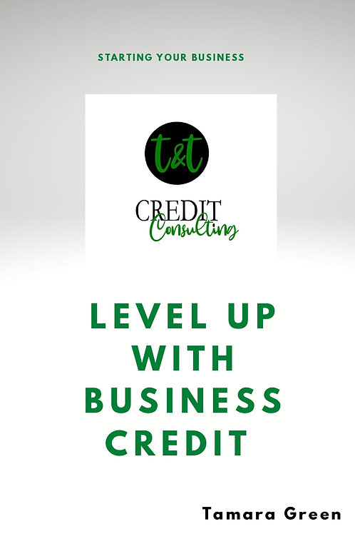 Level Up With Business Credit