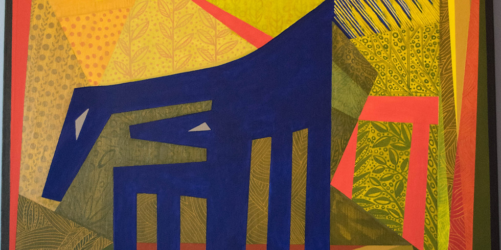 Charles Dabo Art Exhibit