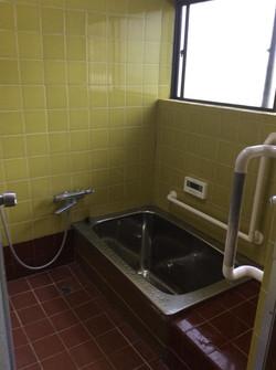 タイル・ステンレス風呂