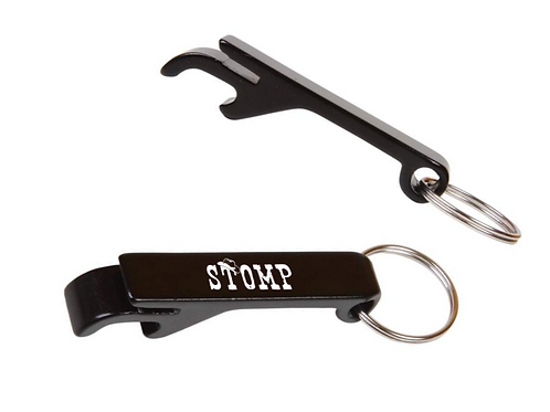 STOMP BOTTLE OPENER