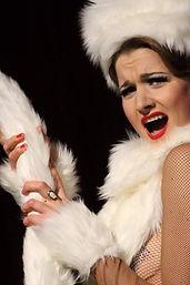 Amelia Dellair, Revue, Berlin, Burlesque