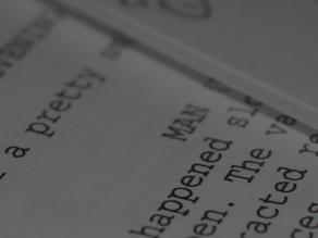 Writing A Spec Script: Part Two