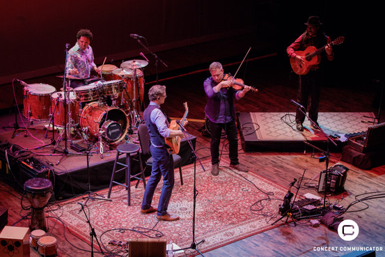 Jesse Cook Band at Pantages Theatre 05/10/2017