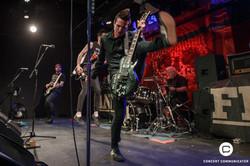 Anti-Flag @ Amsterdam Bar & Hall