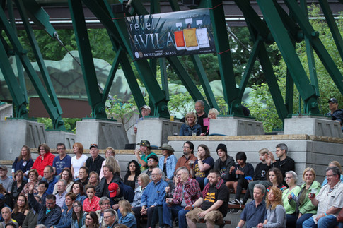 Weener Family Amphitheater