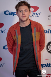 NIALL HORAN attends 101.3 KDWB's Jingle Ball 2017 Presented by Capital One at Xcel Energy Center on December 4, 2017 in St. Paul, MN.