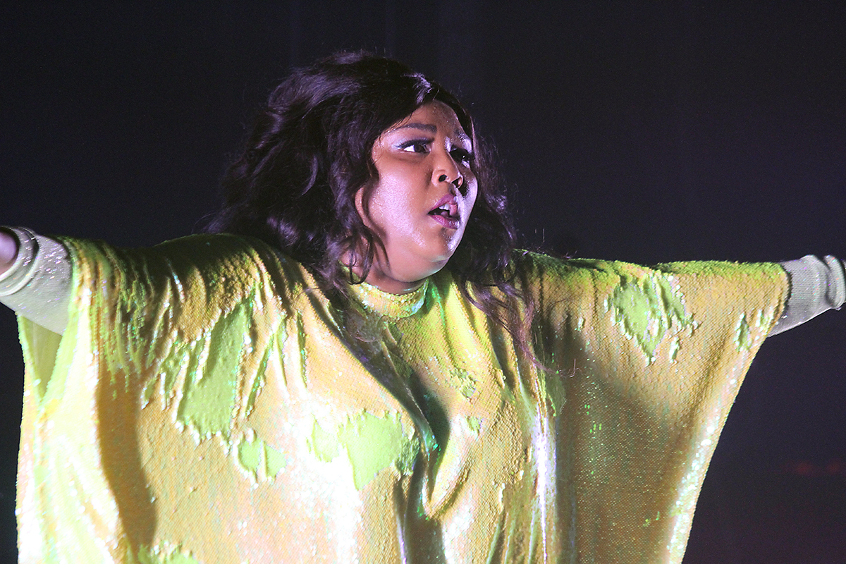 Lizzo at First Avenue