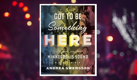 Book Release: Got to be Something Here