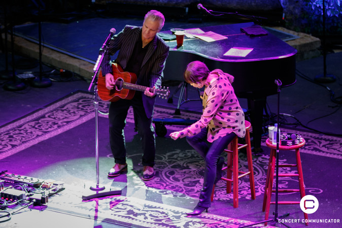 A Very Intimate Evening with Pat Benatar & Neil Giraldo at Music in the Zoo 06/13/2018
