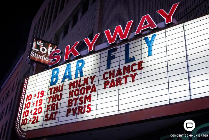 Skyway Theatre 10/19/2017