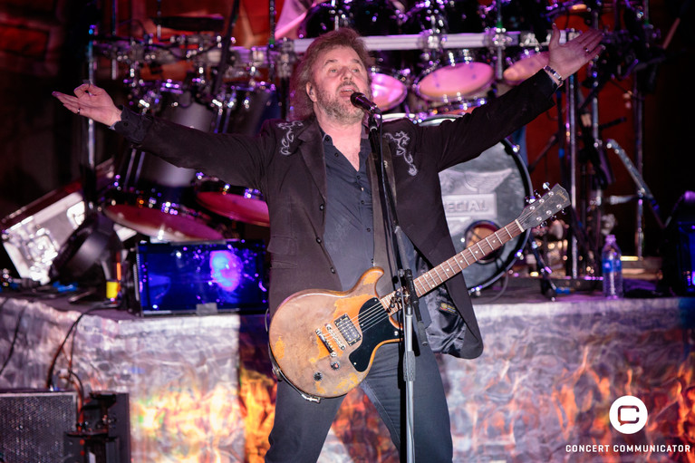 Don Barnes from 38 Special
