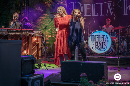 Delta Rae kicks off the 2017 Music in the Zoo concert series June 14th