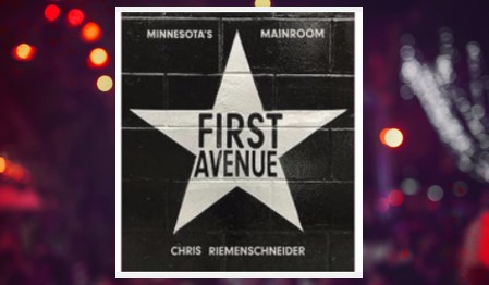 Book Release - First Avenue: Minnesota's Mainroom