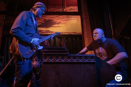 Greg Koch & Toby Lee Marshall