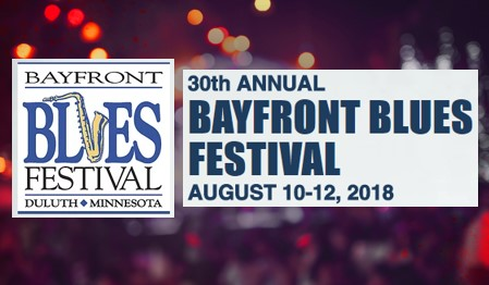 Bayfront Blues Festival 2018