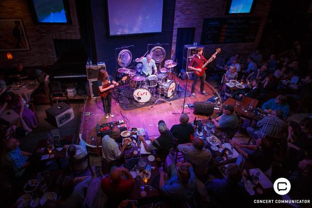 Carl Palmer's ELP Legacy at Dakota Jazz Club 06/01/2017