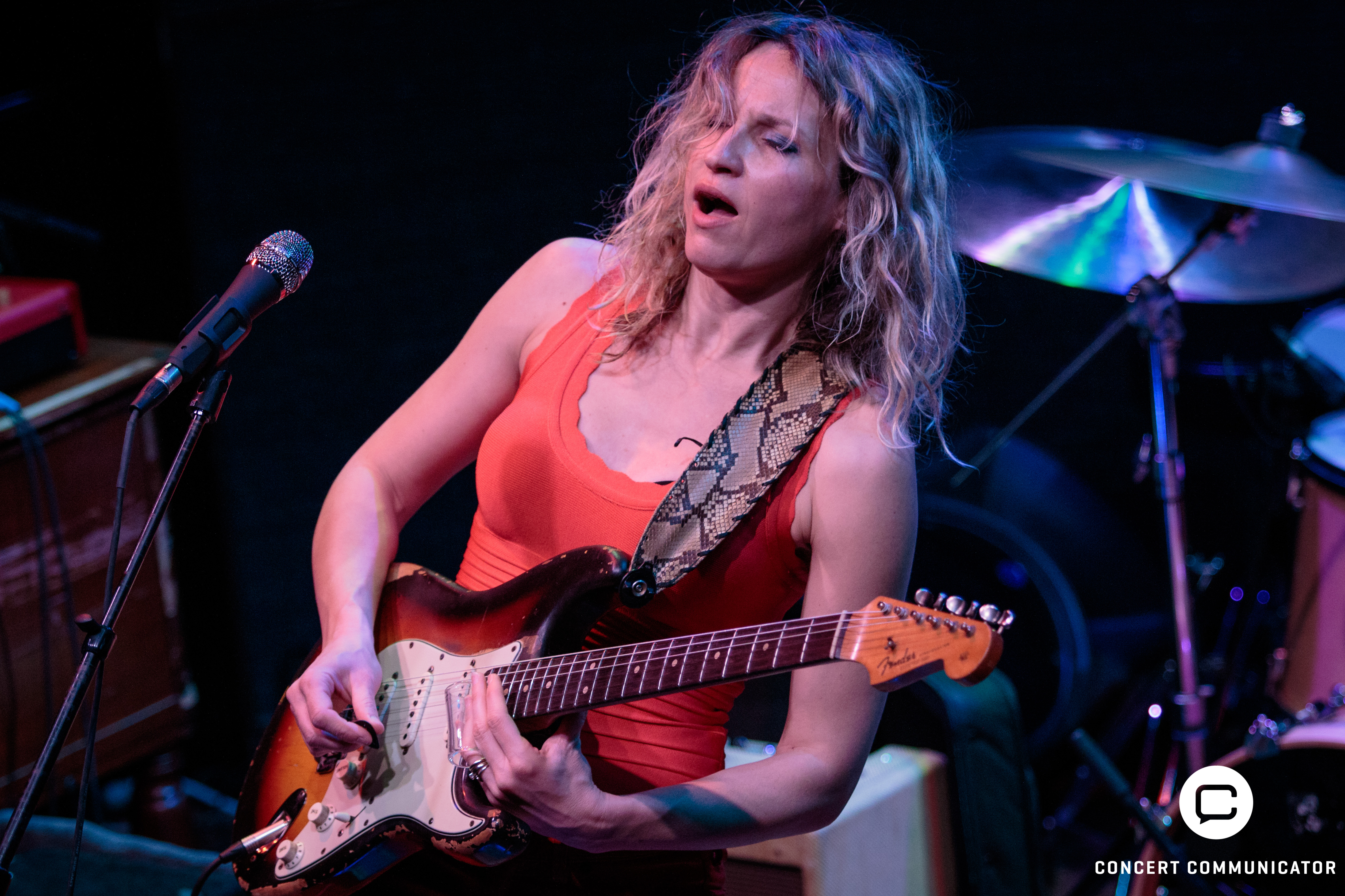 Ana Popovic @ Dakota Jazz Club