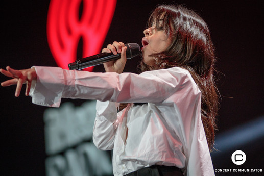CAMILA CABELLO performs onstage during 101.3 KDWB's Jingle Ball 2017 Presented by Capital One at Xcel Energy Center on December 4, 2017 in St. Paul, MN.