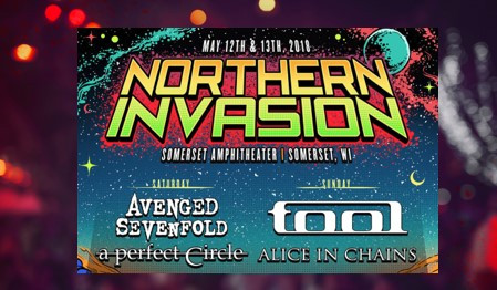 Northern Invasion Announces 2018 Line-up