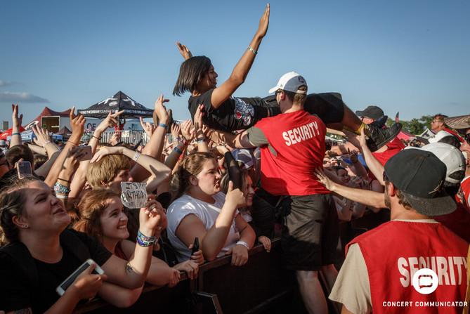 Warped Tour Fans