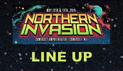 Northern Invasion Lineup