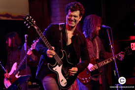 Doyle Bramhall II at the Hook and Ladder in Minneapolis, MN on 04/12/2017