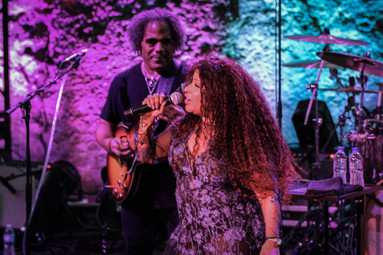 Chaka Khan performs at Music in the Zoo