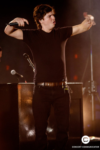 Lukas Graham at Myth Live in Maplewood, MN 01/18/2017