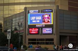 Lady Gaga @ Xcel Energy Center