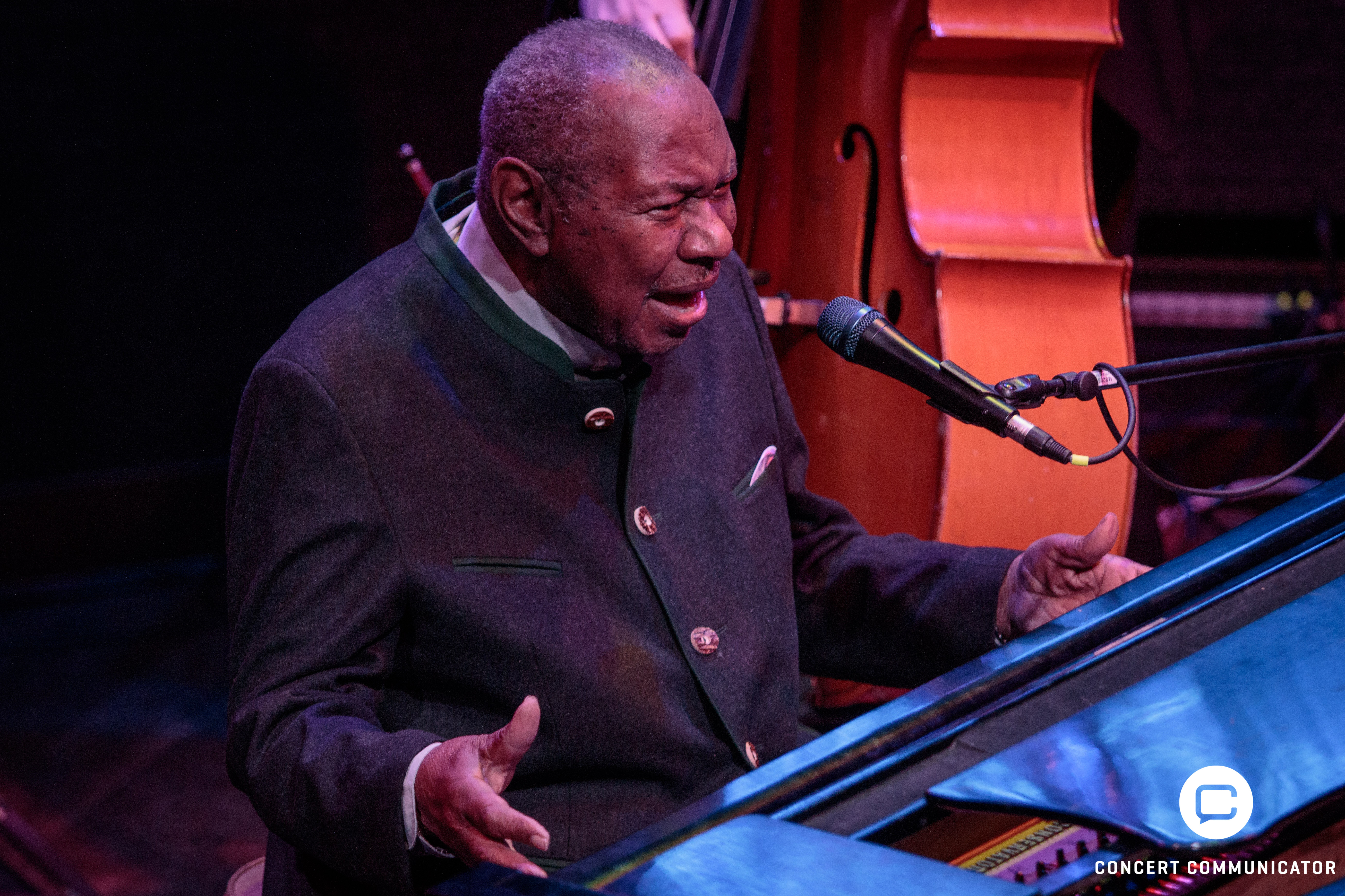 Freddy Cole at Dakota Jazz Club