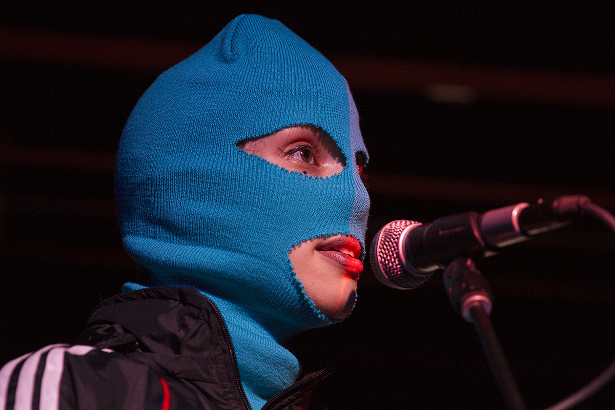 Pussy Riot @ Turf Club