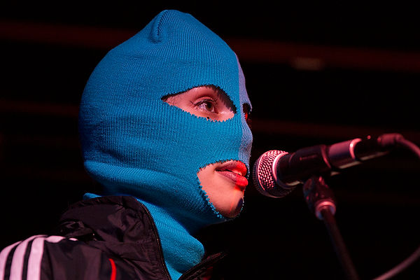 Pussy Riot at Turf Club in St. Paul, MN 03/10/2018