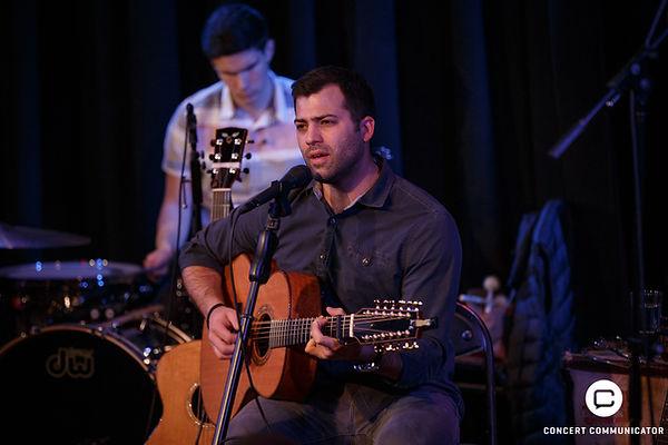 Luke Spehar The Pilgrim album release show at Bryant Lake Bowl