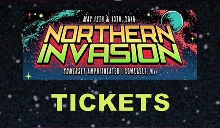 Northern Invasion Tickets